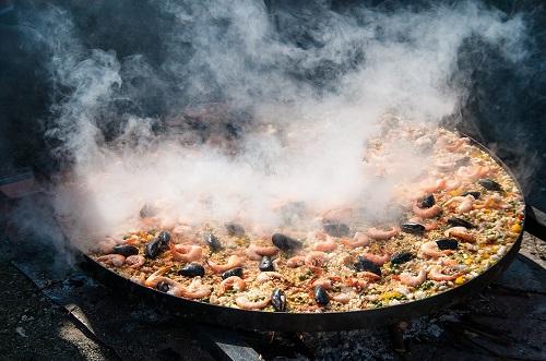 paella-traiteur-alsacien-sur place